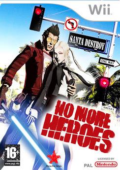 No More Heroes: Heroes' Paradise Wii Wbfs Español Googledrive