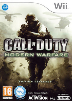 Call of Duty 4: Modern Warfare Reflex Wii Wbfs Español Multi5 Googledrive