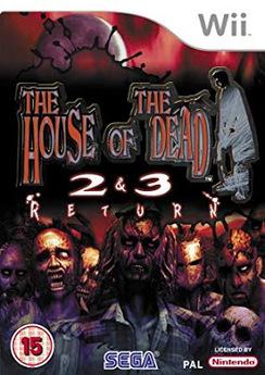 House of the Dead 2 & 3 Return Wii Wbfs Español multi5 Googledrive