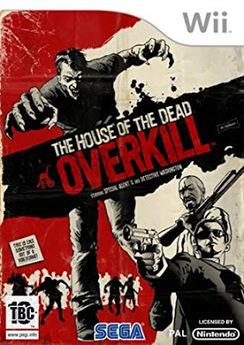 The House of the Dead: Overkill Wii Wbfs Español Multi5 Googledrive
