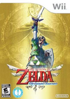 The Legend of Zelda: Skyward Sword Wii Wbfs Español multi5 Googledrive