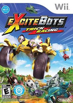 Excitebots: Tricks Racing Wii Wbfs ingles Googledrive