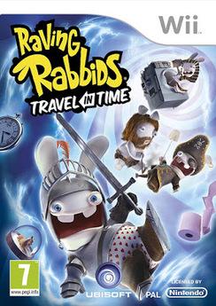 Raving Rabbids: Travel in Time Wii Wbfs Español Multi5 Googledrive