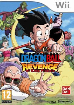 Dragon Ball: Revenge Of King Piccolo Wii Wbfs multilenguaje Googledrive
