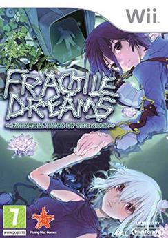 Fragile Dreams: Farewell Ruins of the Moon wii wbfs Español traducido googledrive