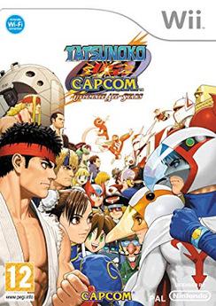 Tatsunoko vs. Capcom: Ultimate All-Stars Wii Wbfs English Googledrive
