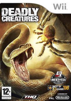 Deadly Creatures Wii Wbfs Español Multi5 Googledrive