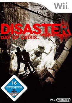Disaster: Day Of Crisis Wii Wbfs Español Multi5 Googledrive
