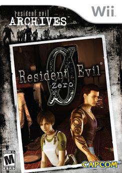 Resident Evil Zero Wii Wbfs Español multi5 Googledrive