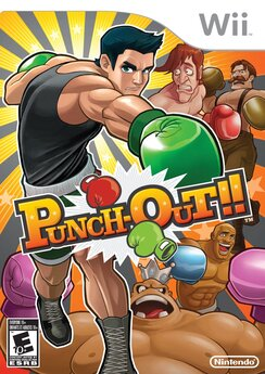 Punch-Out!! Wii Wbfs Español Multilenguaje Android Pc