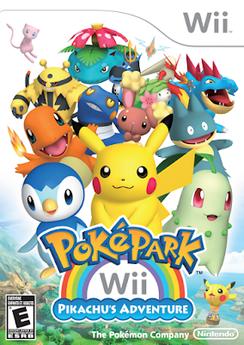 PokePark Wii Wbfs Español Multi6 Googledrive