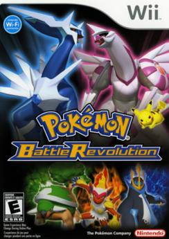 Pokémon Battle Revolution Wii Wbfs English Multilanguage Android Pc