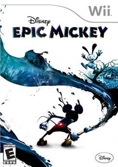 Epic Mickey Wii Wbfs Español multi6 Googledrive