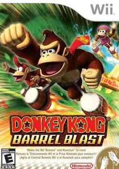 Donkey Kong: Barrel Blast Wii Wbfs English Googledrive