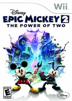 Epic Mickey 2: The Power of Two Wii Wbfs Español multi6 Googledrive