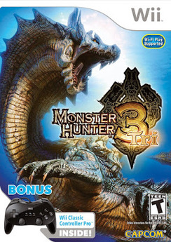 Monster Hunter Tri Wii Wbfs Español multi5 Googledrive