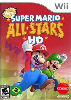 New Super Mario All Stars HD Wii Wbfs multilenguaje Googledrive