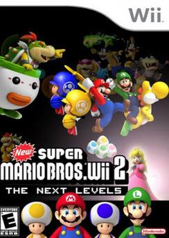 New Super Mario Bross WII 2 The Next Levels Wii Wbfs Español multi5 Googledrive