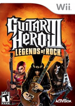 Guitar Hero III: Legends of Rock Wii Wbfs English Android Citra Pc