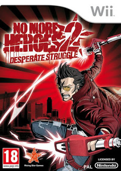 No More Heroes 2: Desperate Struggle Wii Wbfs Español Googledrive