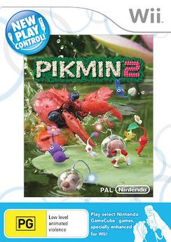 Pikmin 2 Wii Wbfs Español multi5 Googledrive