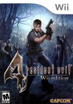 Resident Evil 4 Wii Wbfs Español multi5 Googledrive